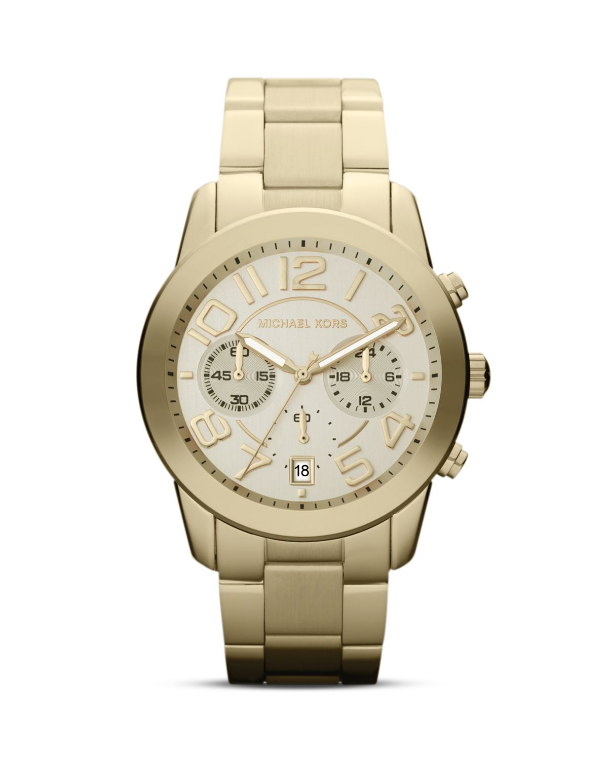 Michael Kors Mercer Watch, 41.5mm | Bloomingdale's
