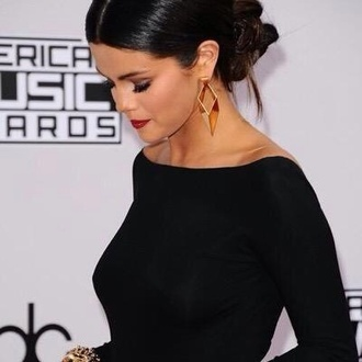 top black top selena gomez