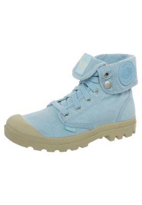 Palladium BAGGY - Lace-up boots - blue - Zalando.co.uk