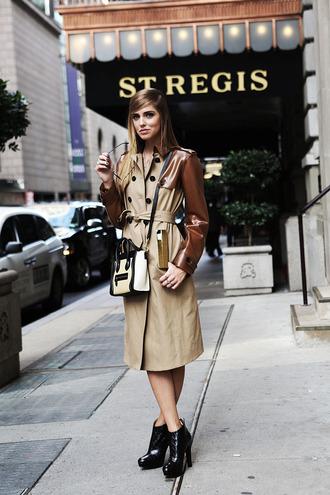 the blonde salad shoes coat bag sunglasses