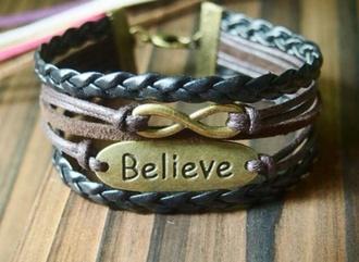 jewels bracelets infinity