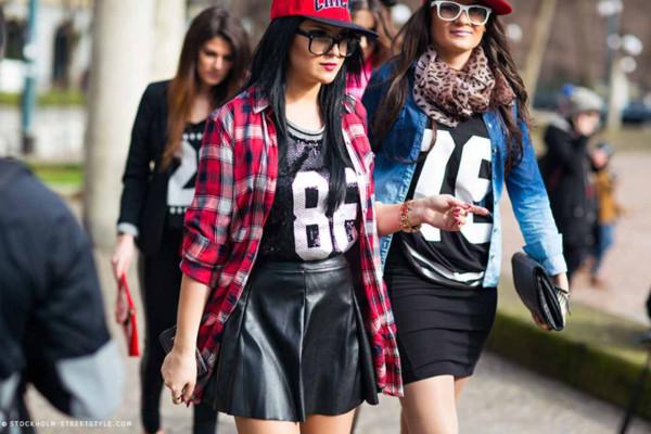 shirt jersey 88 72 flannel skater skirt black pencil skirt scarf glasses snapback denim shirt jewelry clutch skirt