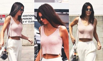 shirt crop tops kendall and kylie jenner