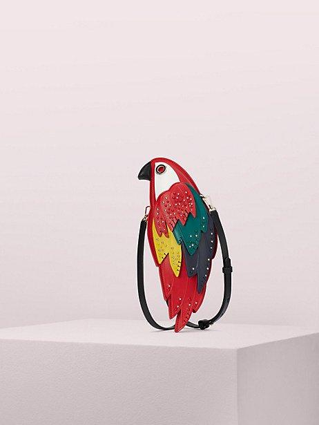Kate Spade Rio Parrot Crossbody