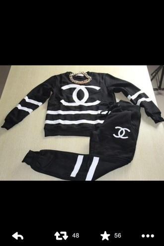 jumpsuit chanel