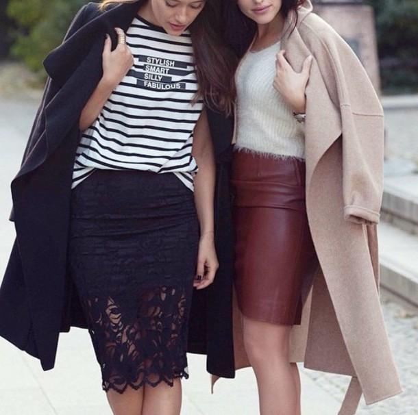 skirt lace skirt