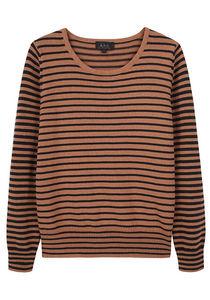 A.P.C. / Striped Pullover  |   La Garçonne