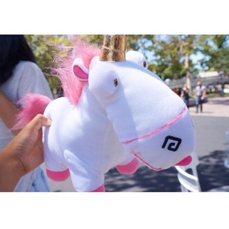 home accessory stuffed animal unicorn