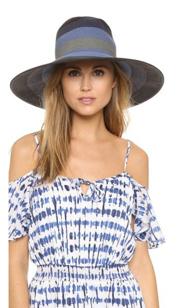 Hat Attack Suiting Stripe Hat - Multi