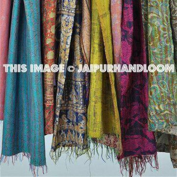 home accessory women kantha scarves kantha scarf women scarves women shawls valentine gift handmade scarf kantha rapron