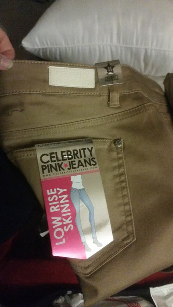 jeans kaki jeans celeberity