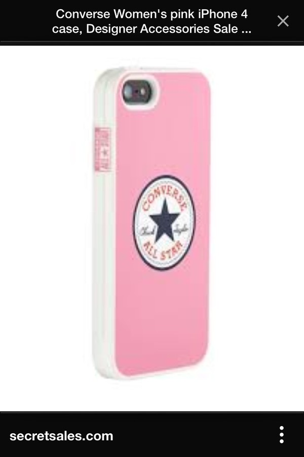 phone cover phone cover chuck taylor all stars pink iphone 4 case