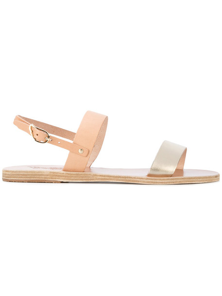 Ancient Greek Sandals women sandals flat sandals leather nude shoes