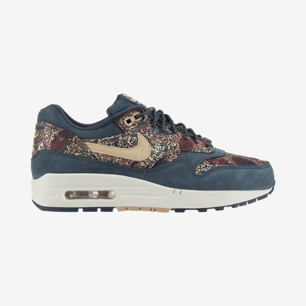 the latest 446ec 3d897 Nike Store. Nike Air Max 1 Liberty OG QS Women s Shoe