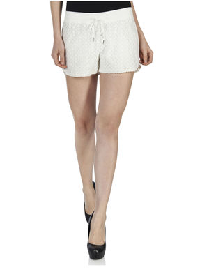Lace Shorts - ONLY