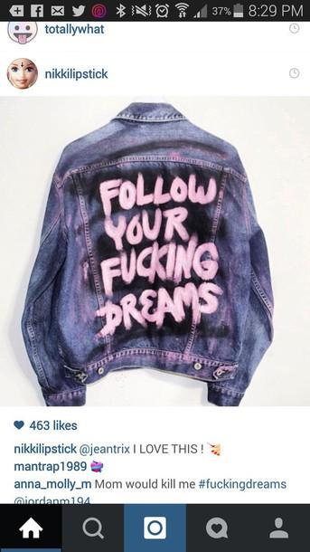 jacket jean jacket oversized denim