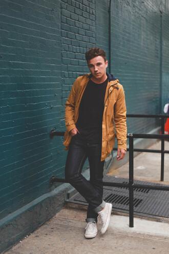 scout sixteen jeans t-shirt coat shoes