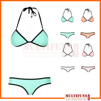 Aliexpress.com : Buy FB204 2014 new 2014 extreme bikini swimwear women plus size brazilian bikini biquinis triangle bikini swimsuit neoprene bikini from Reliable bikinis clearance suppliers on Online Store 126887