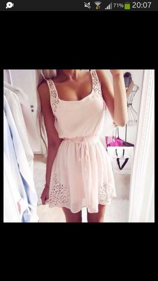 cute dress rose summer dress