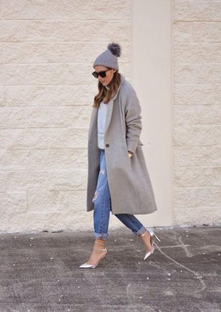 coat coat grey