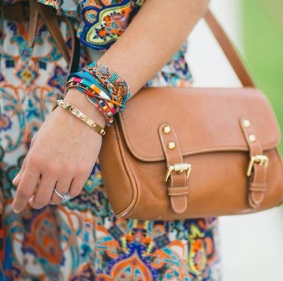 bag brown bag handbag purse shoulder bag crossbody bag branded bag chanle style bag tan cross body bag