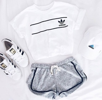 shirt adidas crop tops instagram