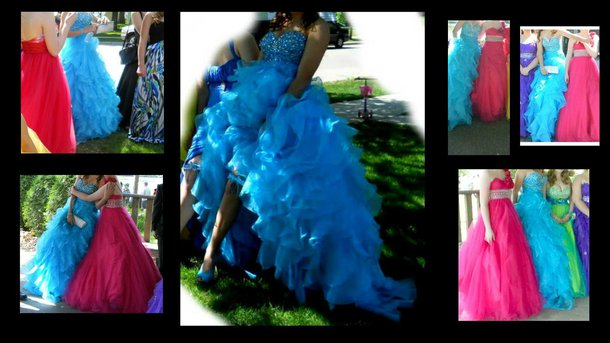 dress prom prom dress homecoming homecoming dress blue blue dress sky blue sky blue dress ruffle ruffle dress sequins sequin dress strapless dress long dress ball gown dress ball gown dress cleavage sexy dress sexy beautiful gorgeous elegant crystal beaded dress wavy dress elegant dress tulle dress tulle skirt tulle prom dress turquoise teal teal dress beaded beaded dress formal dress