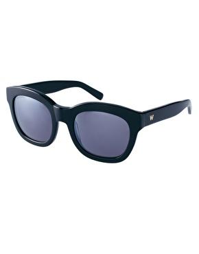Whistles | Gafas de sol con montura gruesa Ali de Whistles en ASOS