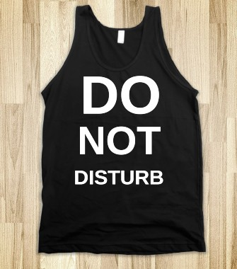 Do Not Disturb - That Hipsta Flow - Skreened T-shirts, Organic Shirts, Hoodies, Kids Tees, Baby One-Pieces and Tote Bags Custom T-Shirts, Organic Shirts, Hoodies, Novelty Gifts, Kids Apparel, Baby One-Pieces | Skreened - Ethical Custom Apparel