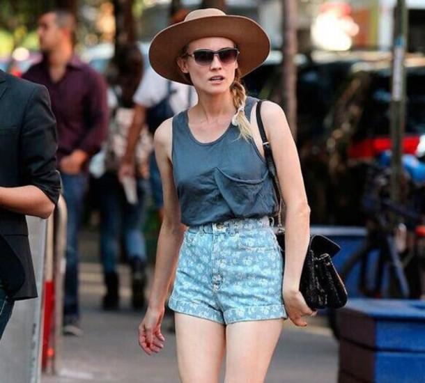 shorts women printed pants printed shorts High waisted shorts women shorts summer outfits