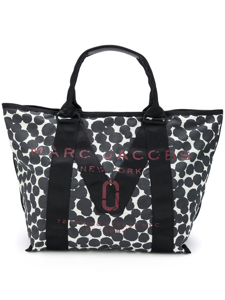 Marc Jacobs women bag tote bag cotton black
