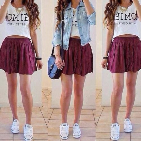 shirt romantic beautyfull blouse homies south central shoes skirt