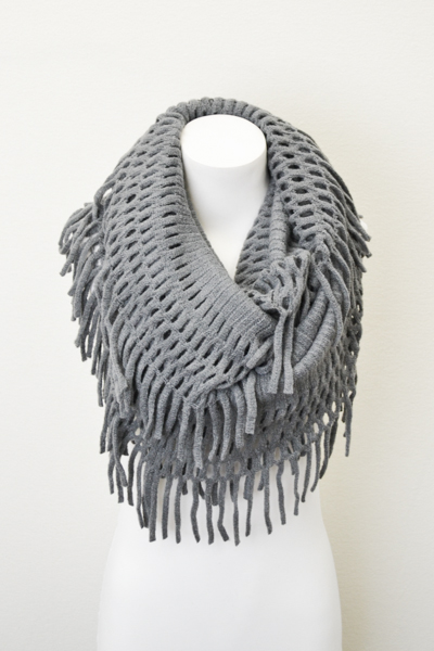 Chenille fringe infinity scarves · shopericajade · online store powered by storenvy