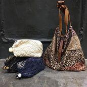 bag,over the shoulder bag,lovestitch,tribal pattern,travel bag,tote bag,boho,boho chic,bohemian
