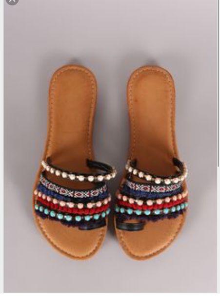 8ab25f55d shoes arizona slide sandal cute sandal slide sandal flat sandals toe ring  sandal strappy sandals