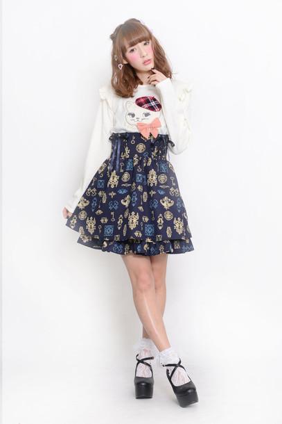 dress cats cats paris fashion cute kawaii