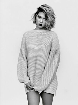 sweater grey sweater grey baggy sweaters cozy cozy sweater cute comfy sweater dress