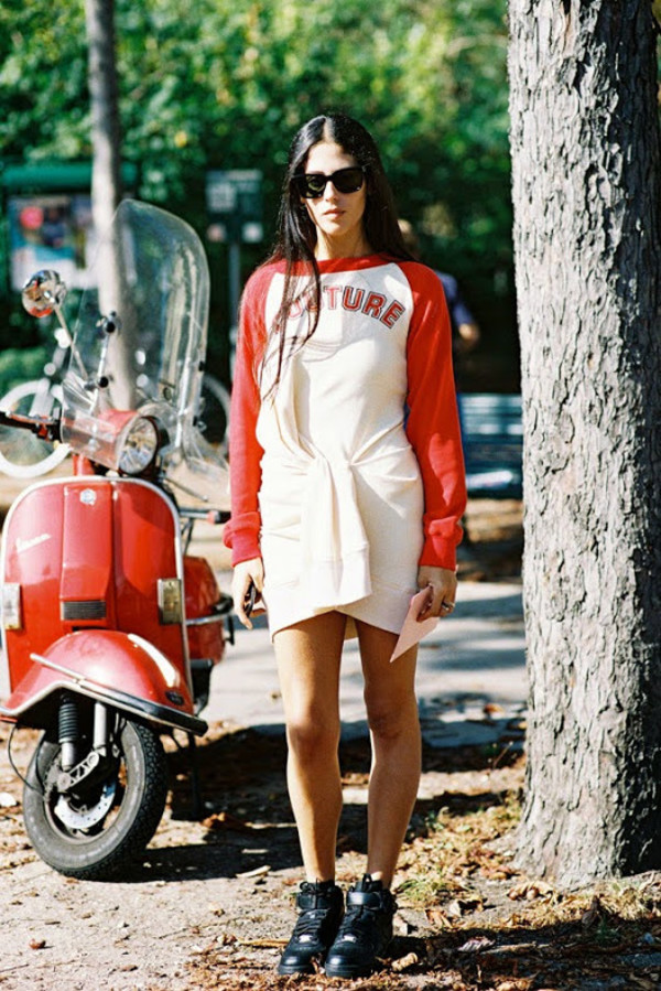 vanessa jackman blogger sweater dress