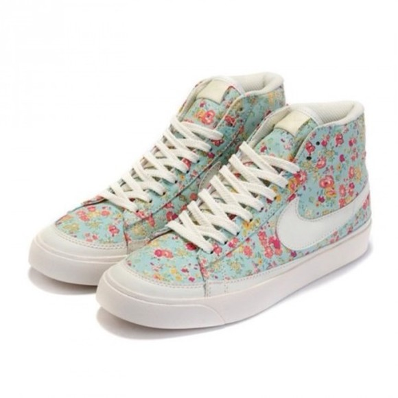 shoes nike liberty floralshoe