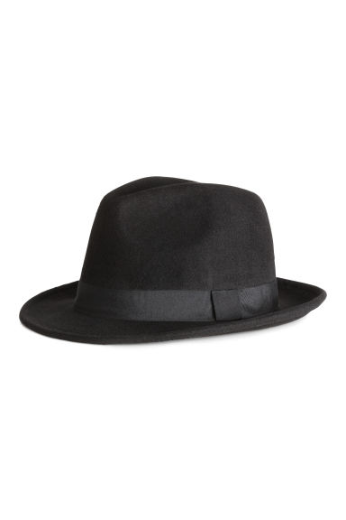 Hat - Black - | H&M GB