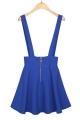Sweet A-line Suspender Skirt - OASAP.com