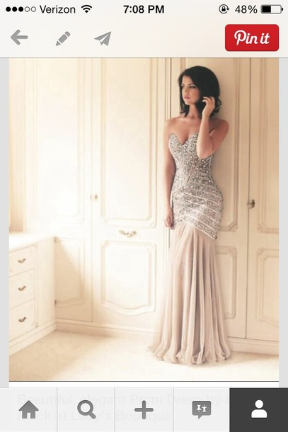 dress prom dress mermaid prom dress prom gown prom dress sparkly dress
