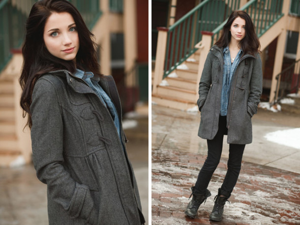jacket duffel jacket duffel vintage fall coat