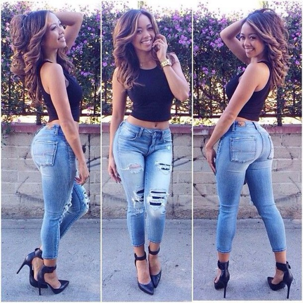 cute fall weather outfit for curvy thick women , #curvy #sexy #thick Classic