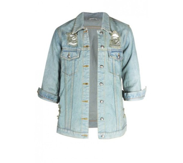 jacket jeans denim blue cute summer