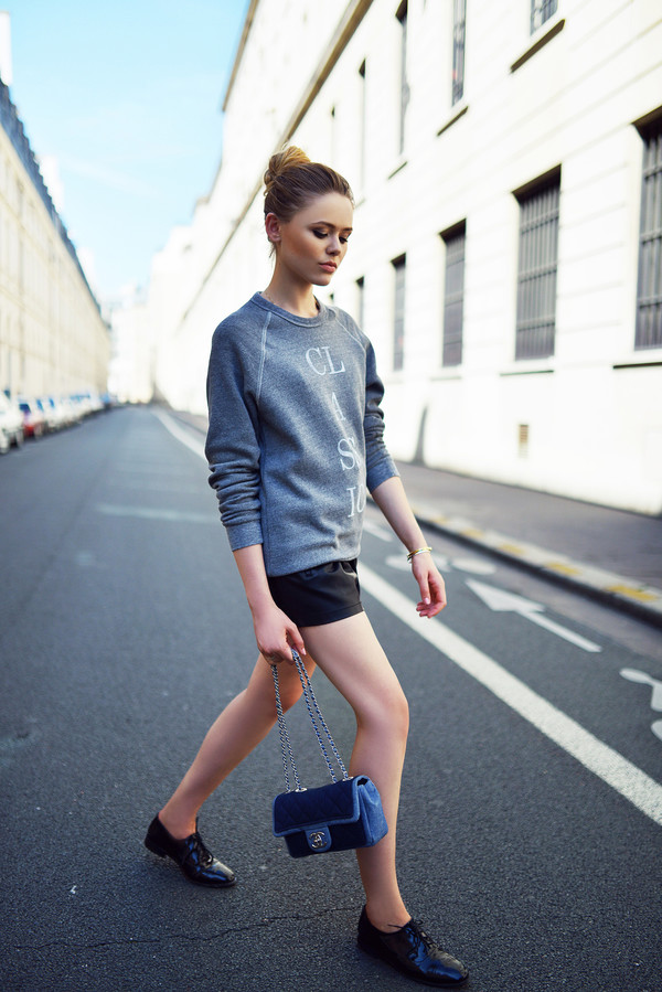 kayture sweater shoes bag shorts