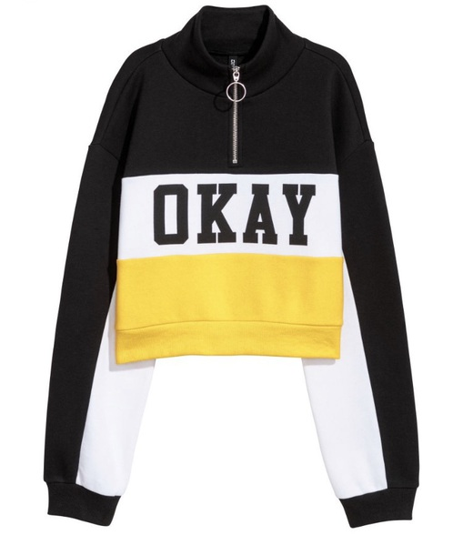 sweater the fault in our stars black yellow buzzfeed jacket zip