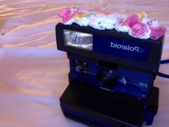 jewels technology polaroid camera