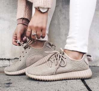 shoes yeezus sneakers nude sneakers all nude everything style fashion adidas adidas shoes yeezy watch jeans yzy beige beige shoes kanye west yeezy 350 boost adidas yeezy boost low top sneakers adidas originals causal shoes