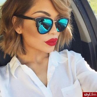 sunglasses dior chanel black mirrored sunglasses